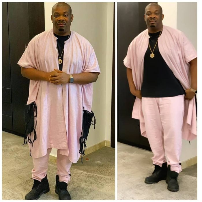 Don Jazzy Cause Trouble Online With His Latest Sense Of Fashion (Photos) 1