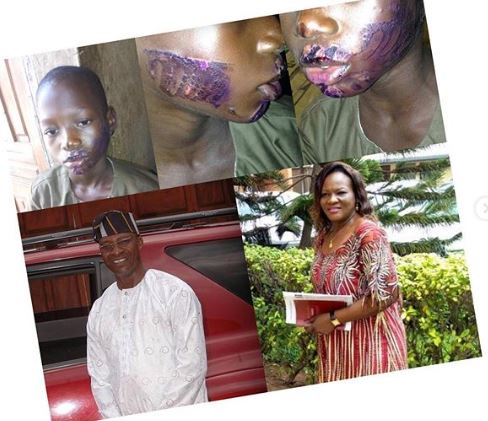 Meet The Benionese Lady Who Used Electric Iron On Her Stepson In Lagos (Photos) 2