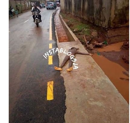 OMG!! Flood Sweeps Away 12-Yr-Old Girl In Delta (Viewers Discretion) 1