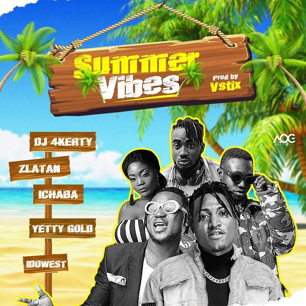 DJ 4kerty Summer Vibes