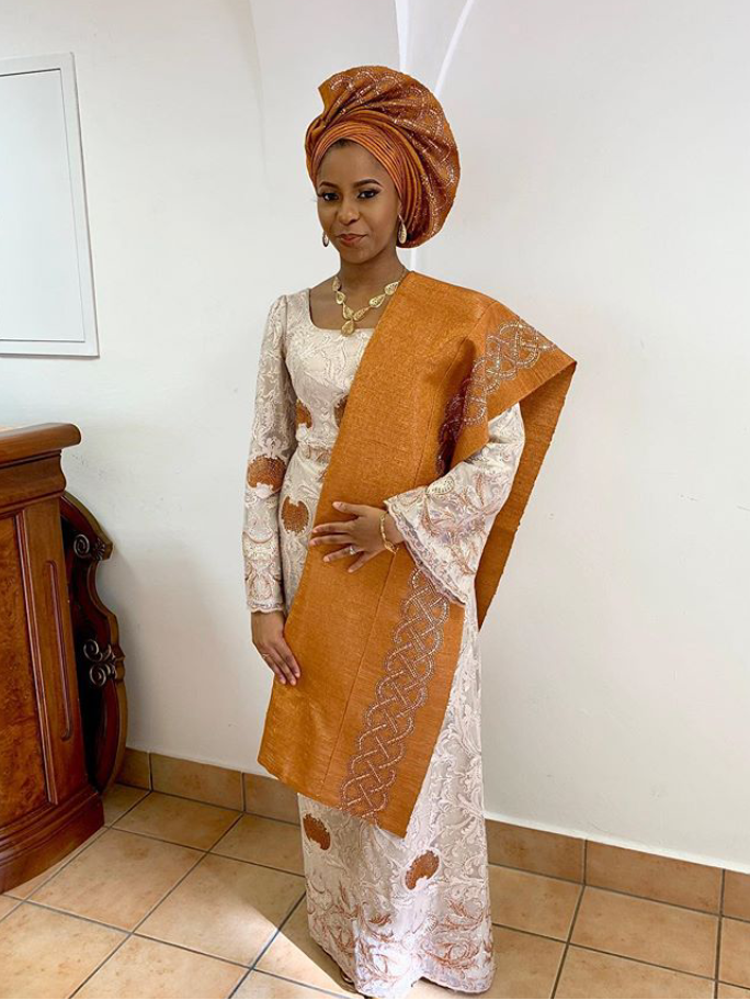 Vice President's Daughter Dami Osinbajo Looks Gorgeous As She Steps Out For Democracy Day Celebration In Abuja 10
