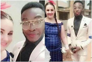 Strange Love! As Yahoo Boi Falls In Love With The Client He Wanted To Scam 1