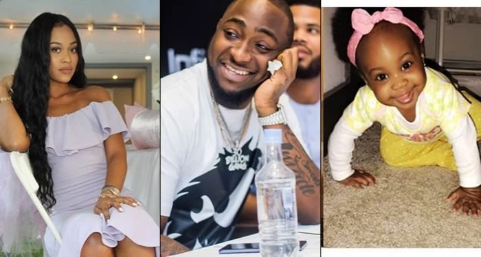 How I Reacted When I Found Out I Was Pregnant For Davido- Second Babymama, Amanda 13