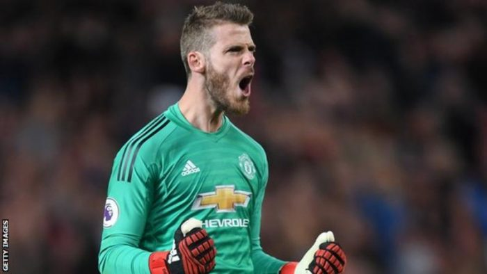 PLEASE STAY! Man United Ready To Pay De Gea £350,000-a-week To Keep Him At The Club 2
