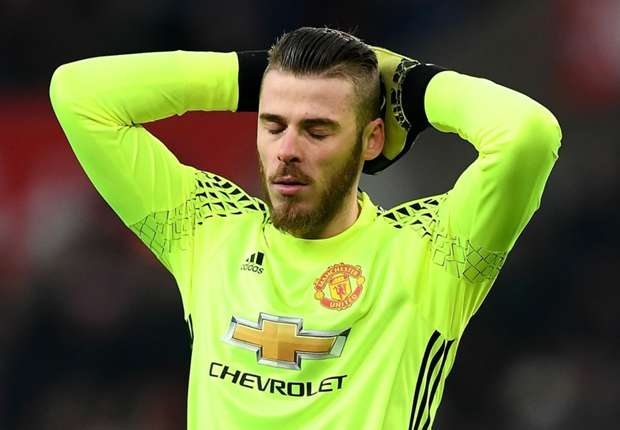 Manchester United To Replace De Gea With Premier League Goalkeeper 1