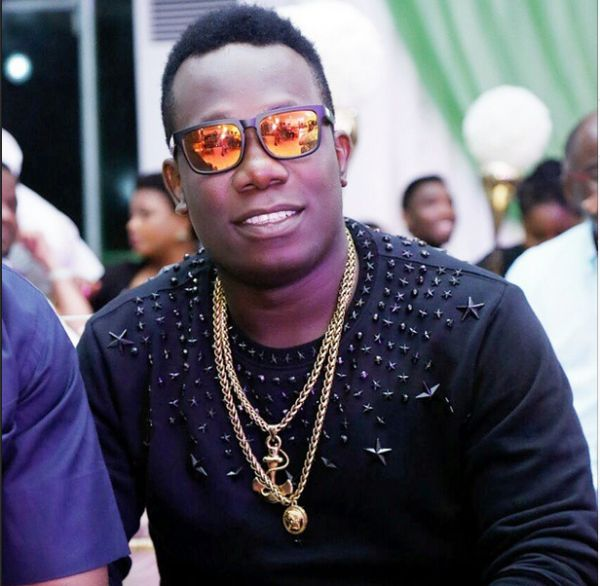 AWWN!! Duncan Mighty Shares Cute Photo Of His Newborn Son (See Photo) 1