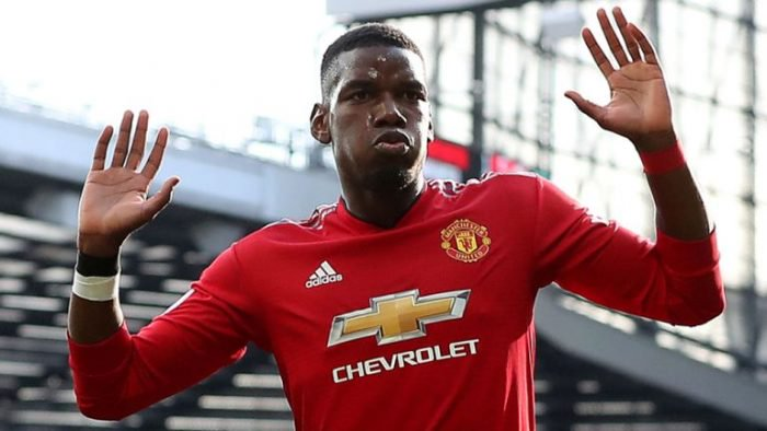 ITS HAPPENING! Juventus Hold Talks To Sign Man United Star Pogba 2