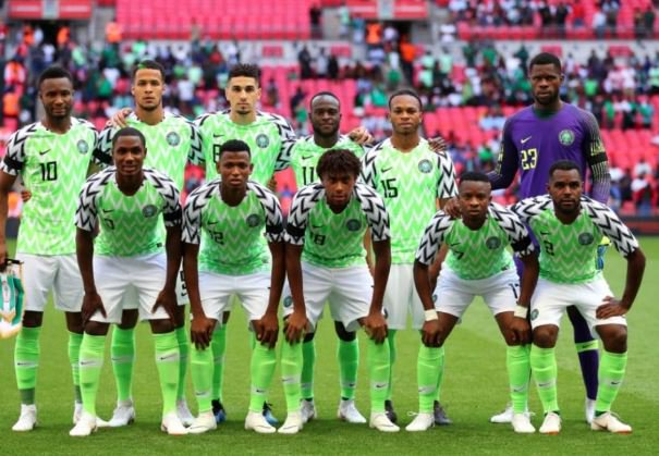 Super Eagles Drop 3 Places In FIFA Rankings Before 2019 AFCON (See Details) 1