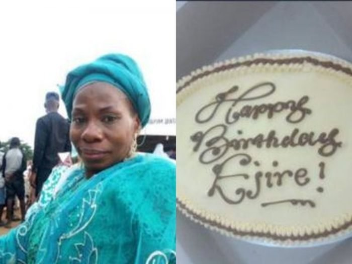 SHOCKING!! Mother Dies On Her Birthday After Asking Her Son For Cake To Celebrate It 1