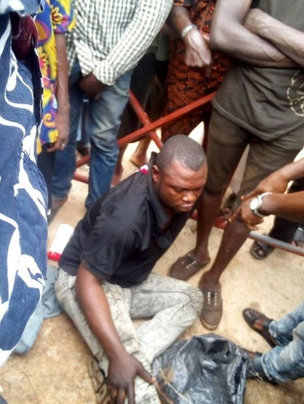 Wicked Man With Four Wives R*pes 12-Years-Old Girl (Photo) 3