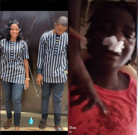 University Student Brutalizes His Colleague For Verbally Doing This To His Girlfriend (Photos) 1