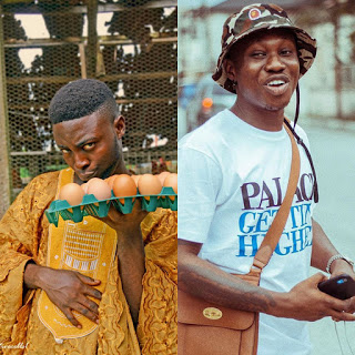 FUNNY!!! WATCH THE MOMENT ZLATAN IBILE DECIDES TO BUY EGG FROM BABA ALADIYE (VIDEO) 2