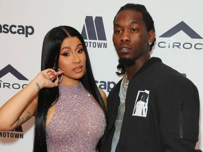 Cardi B Gets Huge Tattoo Of Offset's Name On Her Leg (Photo) 1