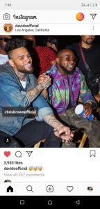Baddest!! Davido And Chris Brown Pictured Together (See Photos) 2