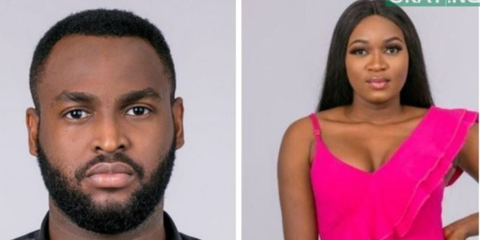 BBNaija 2019: Nelson and Thelma Evicted From The House 21