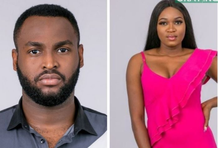 BBNaija 2019: Nelson and Thelma Evicted From The House 1