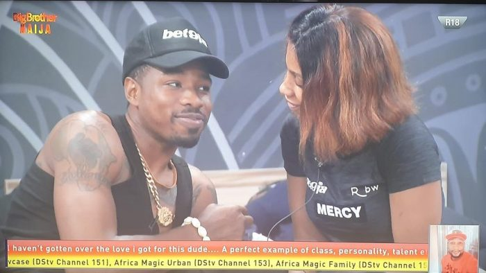 "BBNaija: ""I Have Enough Clothes To Wear Without Repeat, I Don't Smell"" – Mercy To Ike 1"