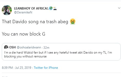 """DO YOU AGREE?? """"Davido Refuses To Blow Our Minds"""" – Fans React To Song With Chris Brown 6"""