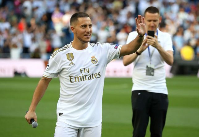 Eden Hazard Reveals What Will Happen If Real Madrid Don't Win Champions League 1