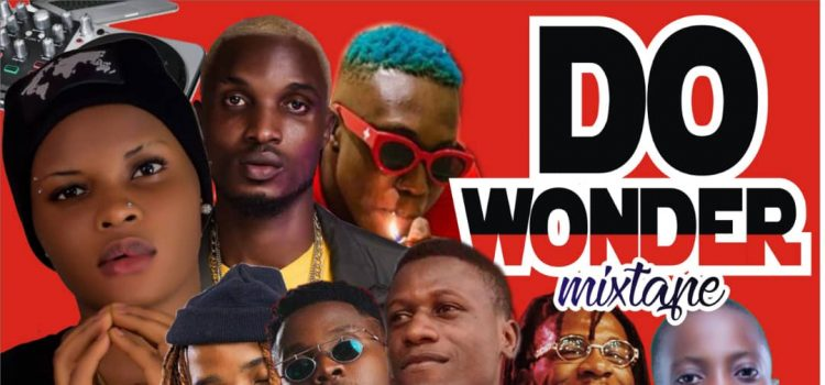 [Mixtape] DJ Johnniko Omologo – Do Wonder Mixtape