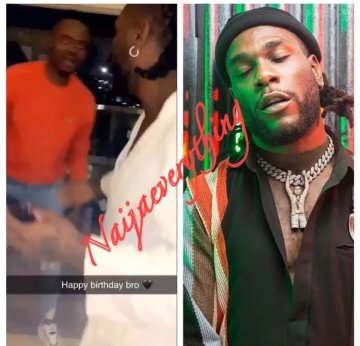 Burna Boy Celebrates His 28th Birthday In Studio, To Drop A Track With Naira Marley 3