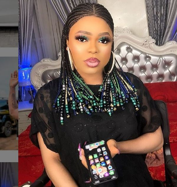 What A Woman Can Do, A Transgender Can Do Better – Bobrisky Claims While Cooking 1