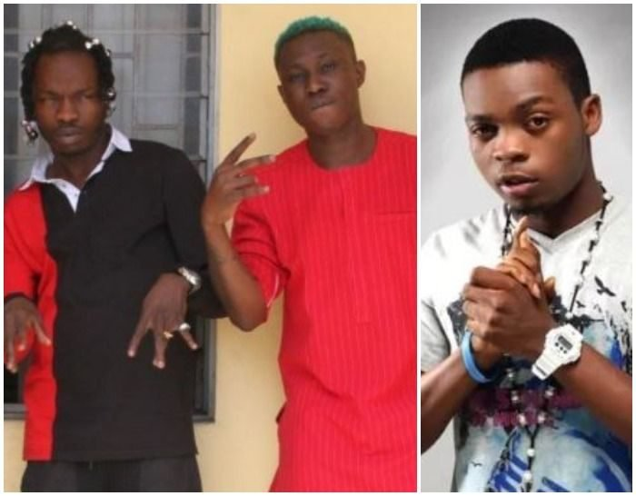 Just For Fun:- What Street Job Do You Think Olamide, Zlatan, And Naira Marley Can Fit Into Aside Music 1