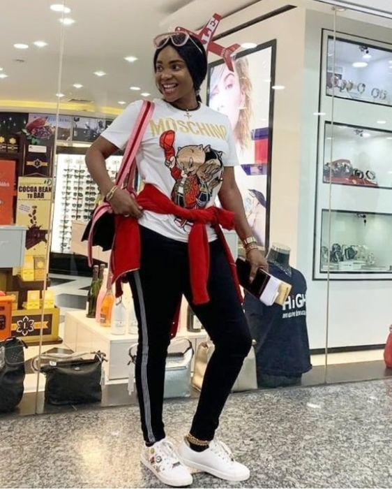 Iyabo Ojo And Daughter, Priscilla Ojo Slay Together On A Holiday Trip (Photos) 5