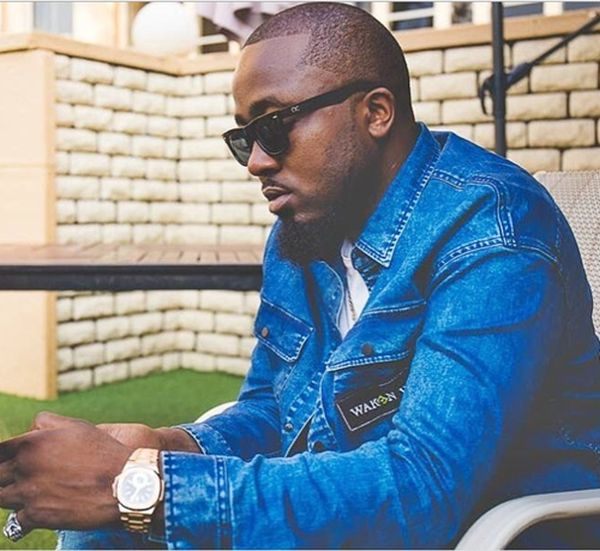 'I'm Scared Of Falling In Love Again' – Ice Prince 1