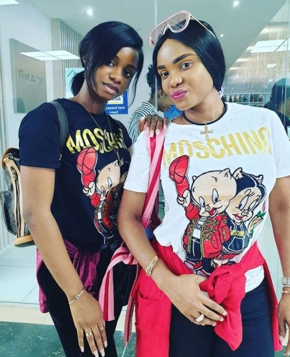Iyabo Ojo And Daughter, Priscilla Ojo Slay Together On A Holiday Trip (Photos) 1