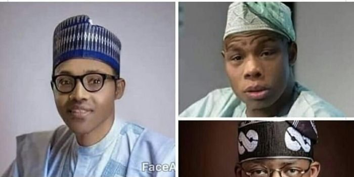 See Younger Version Of Nigerian Leaders Made With FaceAPP – Who Do You Think Is Most Handsome? 20