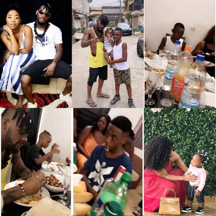 Bike Accident: See The Girlfriend And Children DJ Arafat Left Behind (Photos) 1