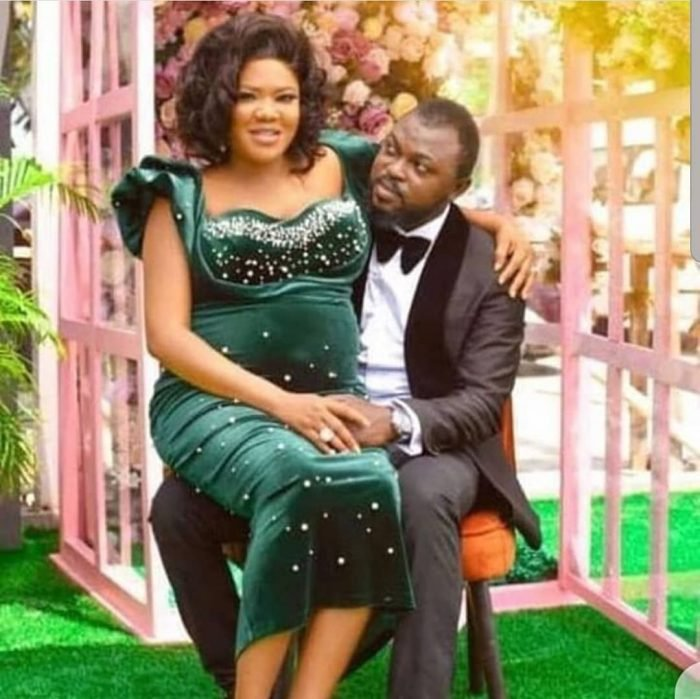 Fans Blast Toyin Abraham's Ex-Husband After Her Engagement With New Husband 2