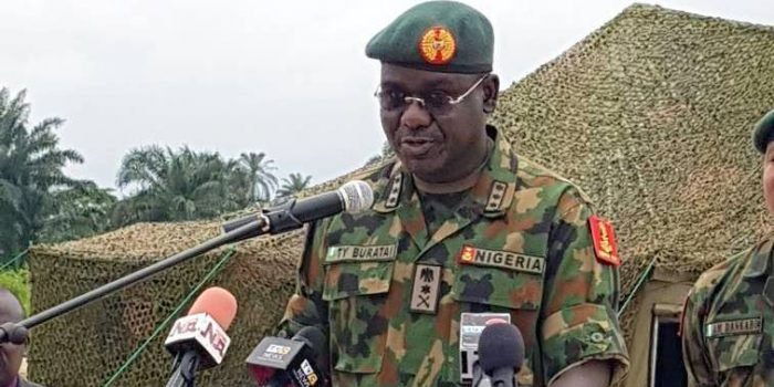 Taraba Killings: Army Captain Arrested As Policemen's Bodies Arrive Abuja (Read Full Details) 7