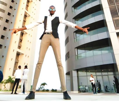 """My Height, My Greatest Asset"" — Tallest Model In Nigeria 1"