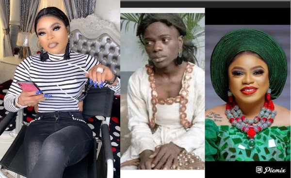 If My Throwback Photo Doesn't Inspire You, Then You Will Die In Poverty – Bobrisky 1
