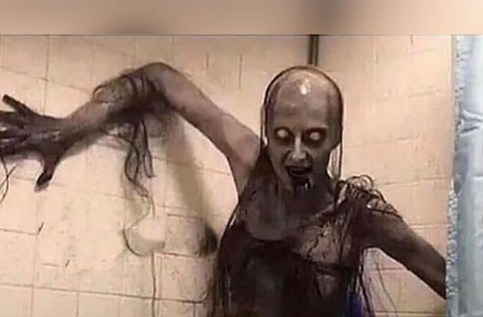 What Is The First Thing You Will Do If You See This In Your Bathroom At 3AM? 1