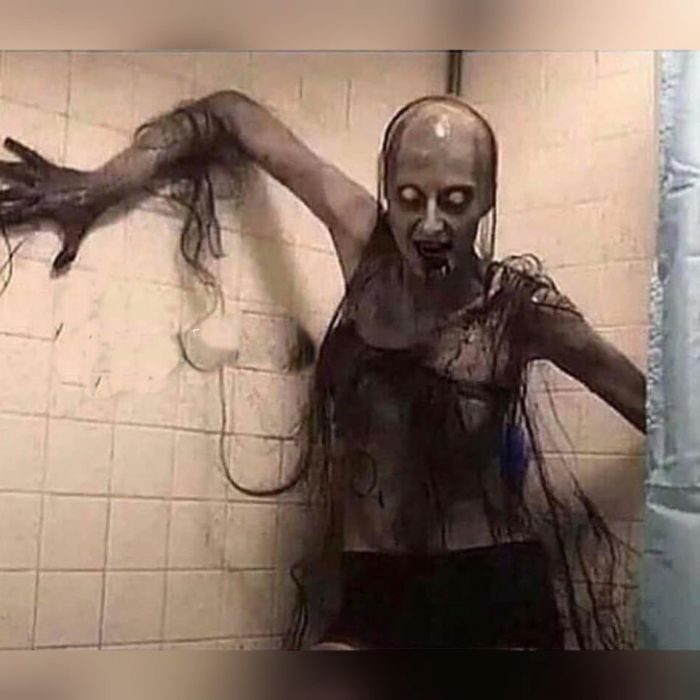 What Is The First Thing You Will Do If You See This In Your Bathroom At 3AM? 2