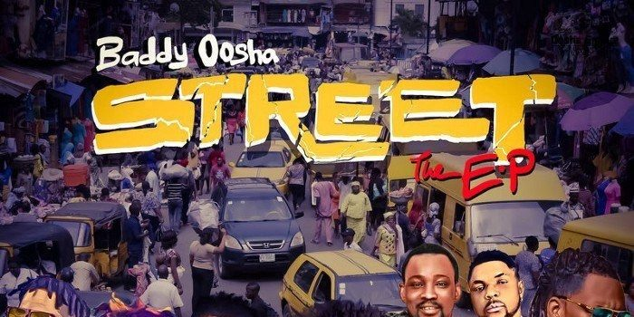 "FULL EP : ""Baddy Oosha – Street The EP"" 5"