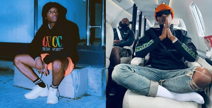 I am Yet To Be Successful- Wizkid 1