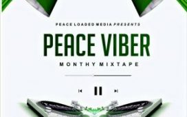 PEACE VIBER MIXTAPE by PEACELOADED FT DJ HAYZED