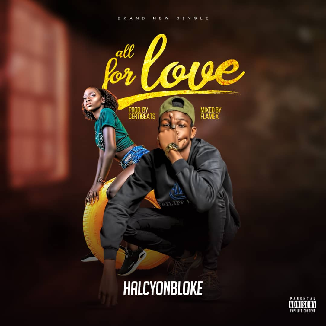 Music: Halcyonbloke - All For Love 1