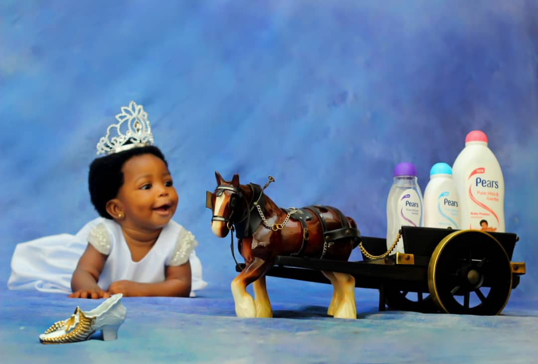 PLEASE VOTE : Vote Pearce  Adedire Keren As Pears Baby Of The Year Competition 1