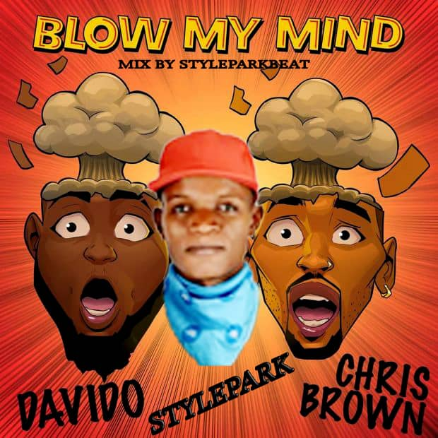 AUDIO + VIDEO  : Stylepark - Blow My Mind (Cover) 1