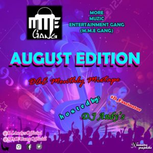 [Mixtape]: DJ Andy's – Dae Monthly Mixtape (August Edition) 5