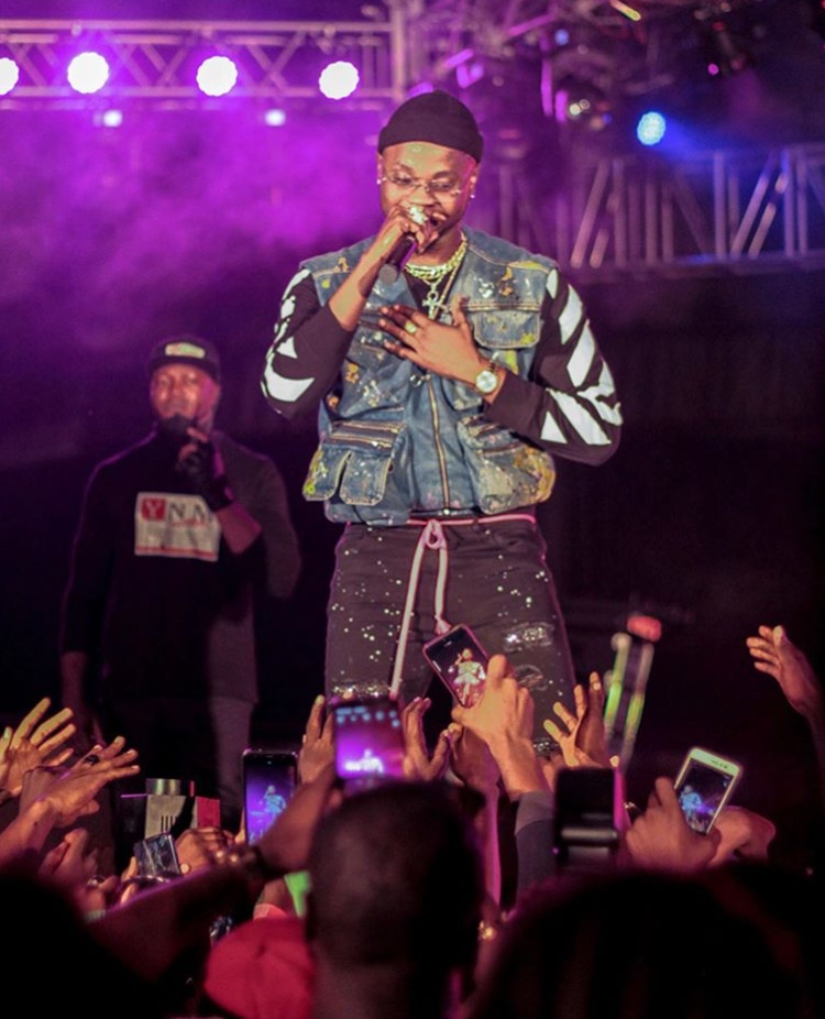 Kizz Daniel Disappoints Fans As He Refuses To Go On Stage For Performance At His Concert In Canada 1