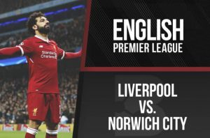 EPL : Liverpool Vs Norwich City - HD Live Watching 2