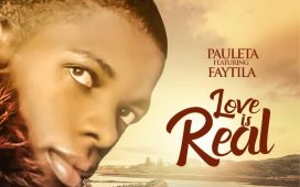 Pauleta ft Faytila Love Is Real Prod Jery mp3 image