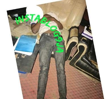 OMG! LASU Students Allegedly Dies While Reading For His Exam 23