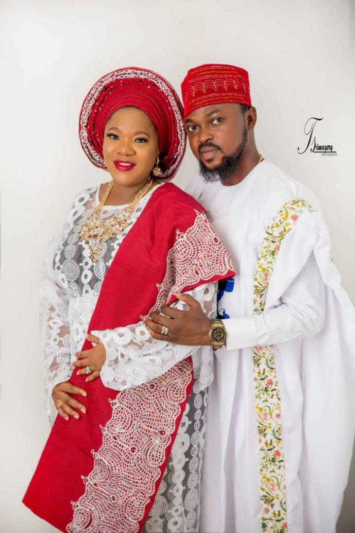 Exclusive! See More Photos From Toyin Abraham's Engagement To The Father Of Her Unborn Child 1